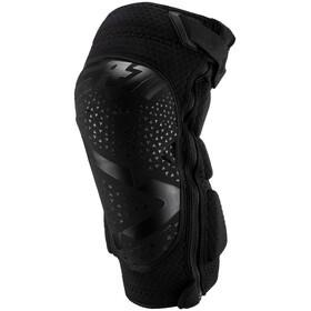 Leatt 3DF 5.0 Zip Knieprotektoren schwarz